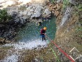 Barranquismo sierra de-guara edgar sanchez canyoning guide guia de barrancos