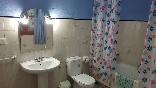 Casa san antonio baño equipado