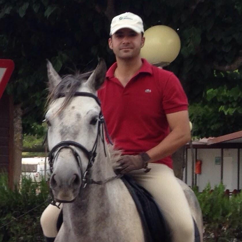 Imagen de Diego,                                         propietario de Entre toros y caballos