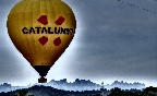 Globus-kontiki-bages-barcelona-disfrutando-de-la-panorámica