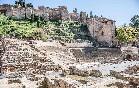 Málaga-a-pie-teatro-romano