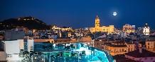 Málaga-de-noche