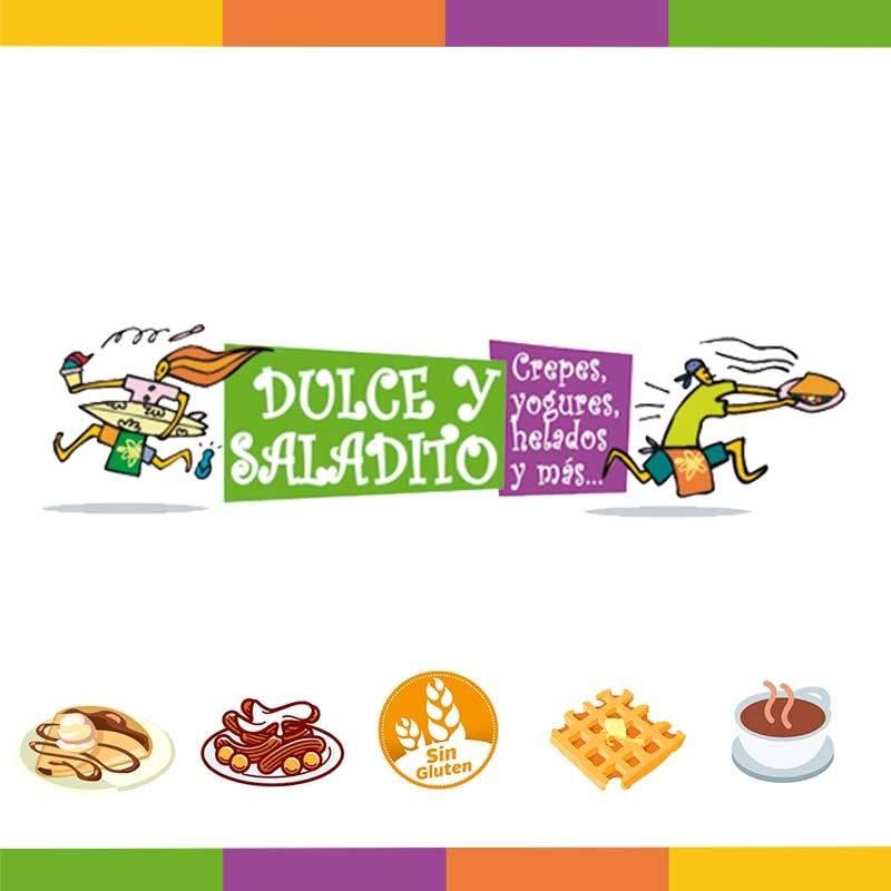 Imagen de Dulce y Salado que es propietario de Crepería Dulce y Saladito