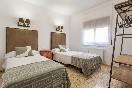 Habitación doble con dos camas