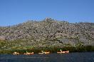 Kayak en ruta