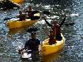 Rutas en canoa por la comarca del alto asón