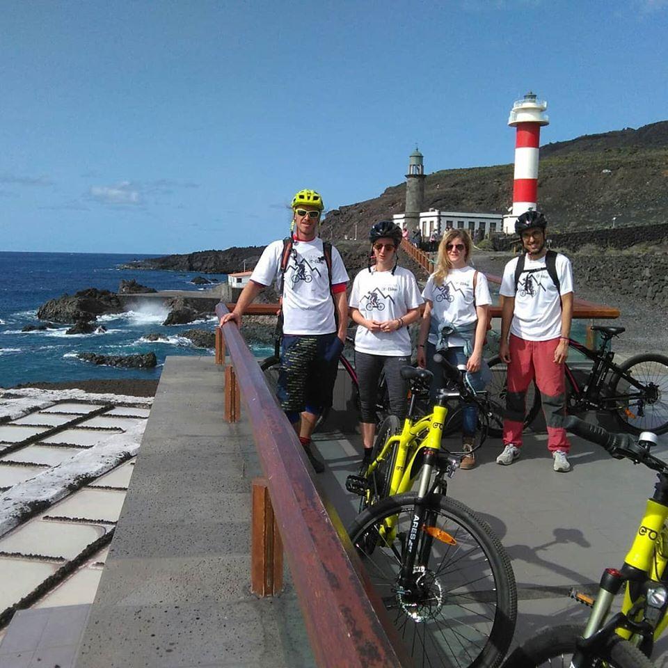 Imagen de La Palma e-Bike,                                         propietario de La Palma e-bike