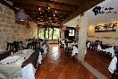 Restaurante interior con vistas